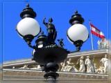 Splendor Of Parliament, Vienna, Austria
