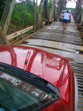 On Suicide Mission, The Bridge On Transpacific Highway