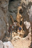 Way down into a fissure - 2007