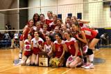 Redlands East Valley High School Girls' Volleyball  vs. North Torrance