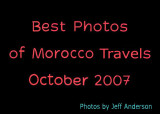 Best of Morocco cover page.