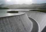 Lower Nihotapu Dam in winter 17