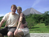 Robin & Chip in Costa Rica