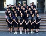 Badminton Team Portraits 4-17-09