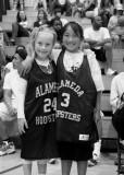 Alameda vs. Encinal Faculty Basketball Challenge 4-17-09