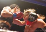 Ana Julaton Championship Fight HP Pavilion 12-04-09
