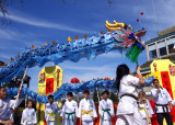 Lunar New Year Festival at Harbor Bay Landing, Alameda