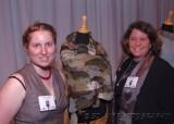 "IMGP8890.jpg-Alexis Berger, Piper Berger (Mother-daughter design team of ""Leaf Cloak)"