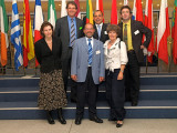 Werkbezoek GR Delft aan het Europees Parlement