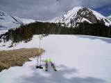Mt Eva from Chinns Lake