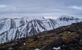 Mt Eva from the summit ridge