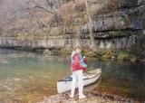 Blondie, the Wenonah Adirondack