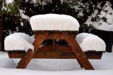 Heaviest Snowfall for 18 Years