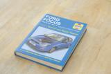 Haynes Manual 3759 Ford Focus 1998 - 2001
