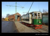 Tram & Trolley Bus, Black Country Museum