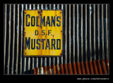Colman's Mustard Advert, Black Country Museum