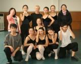 Elena Vasko's Ballet Class at Jiangnan University.