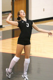2008 Mohawk High School Volleyball vs Pleasant