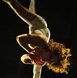 Angelica Bongiovonni performance in Toronto in 2009