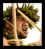 Hula Kane Closeup