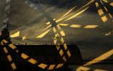 Pinwheels in the sky