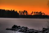Winter HDR fra Småland