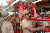 Tin Hau in float procession