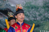 Taoist praying