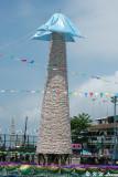 Bun Tower for the Bun Scrambling Competition