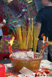 Incenses and candles