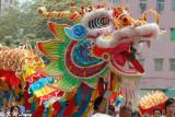 Parade on Birthday of Tin Hau @ Yuen Long