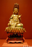Gilt Bronze Figure of Avalokitesvara