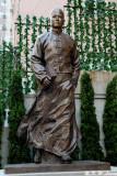 Bronze statue of Sun Yat-sen DSC_9254