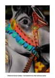 Merry-go-round horses 16