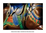 Merry-go-round horses 3