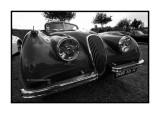 Jaguar XK 120 S, Dreux