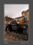 FORD A Vincennes - France