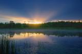 Sunrise Sunrays 20080815