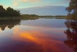 Scugog River At Sunrise 19404