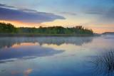 Scugog River At Sunrise 19580