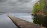 Dock At Otty Lake 11035