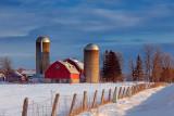 Snowy Farm 13012