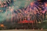 Winterlude 2010 Fireworks (13710)