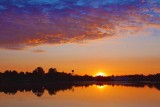 Smiths Falls Sunset 20100608