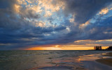 Lake Erie Sunset 69581