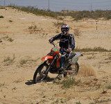 15284 - Enduro race #6/2008 / Palmachim - Israel