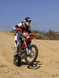 15322 - Enduro race #6/2008 / Palmachim - Israel
