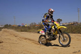 15340 - Enduro race #6/2008 / Palmachim - Israel