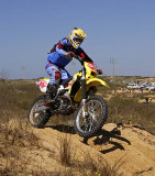 15410 - Enduro race #6/2008 / Palmachim - Israel