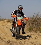 15574 - Enduro race #6/2008 / Palmachim - Israel